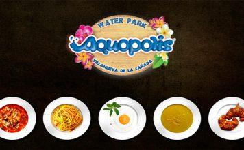 comer en aquopolis