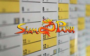 horarios y calendario siam park