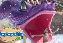 aquopolis madrid con niños