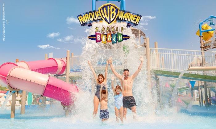Las Mejores Atracciones Del Parque Warner Beach Colectivia Blog Parques De Atracciones Acuáticos Zoológicos Acuarios Y Más