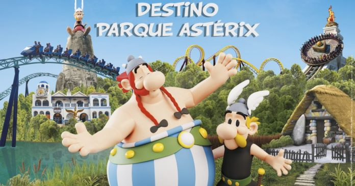 guia parque asterix