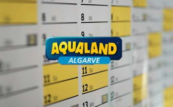horarios y calendario aqualand algarve