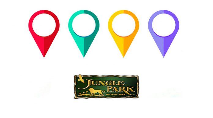 Como llegar a Jungle Park
