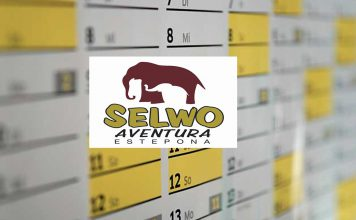 horarios y calendario selwo aventura