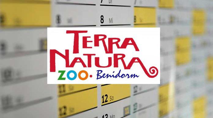 horarios y calendario terra natura