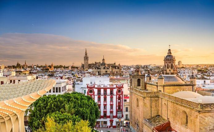 Vuelo en avioneta Sevilla